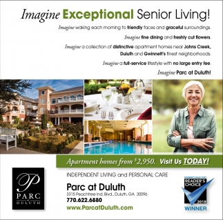 Imagine Exceptional Senior Living
