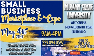 Small Business Marketplace & Expo