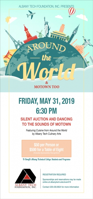 Around the World & Motown Too