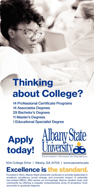 Thinking About College?