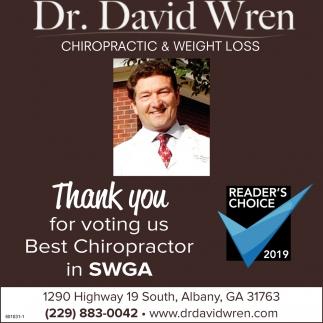 Best Chiropractor in SWGA