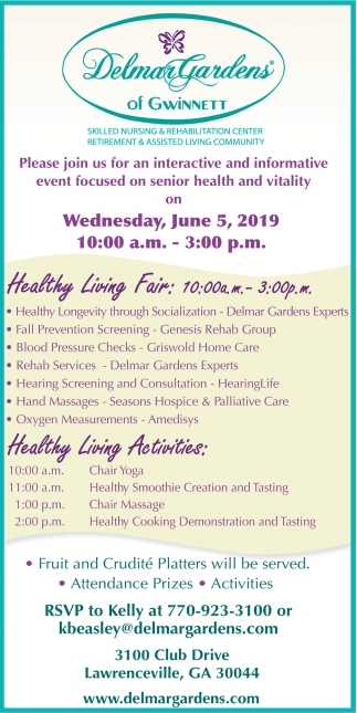 Healthy Living Fair