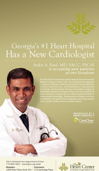 New Cardiologist