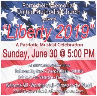 Liberty 2019