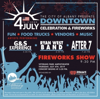 City of Albany's Downtown Celebration and Fireworks