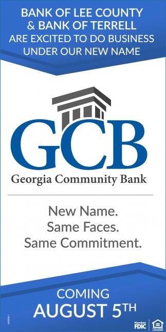 Bank of Lee County & Bank of Terrell