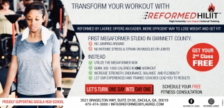 Transform your Workout