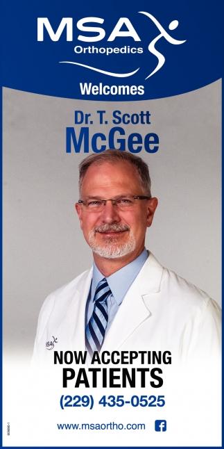 Dr. T. Scott McGee
