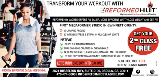 Tranform your Workout