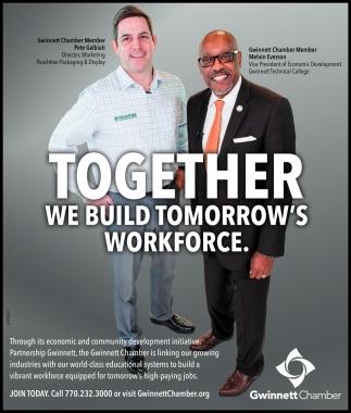Together We Build Tomorrow's Workforce
