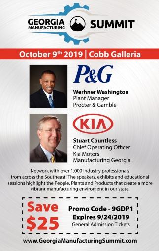 Georgia Manufacturing Summit
