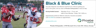 Black & Blue Clinic