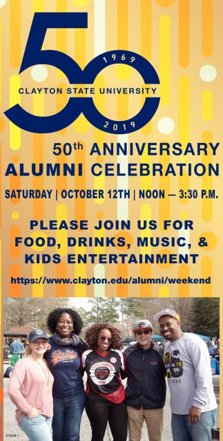 50th Anniversary Alumni Celebration