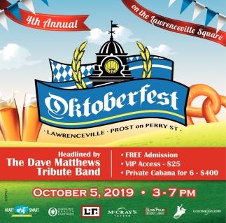 Oktoberfest Lawrenceville