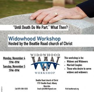 Widowhood Workshop