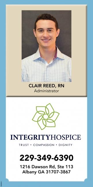 Clair Reed, RN
