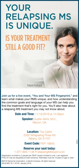 Is your Treatment Still a Good Fit?