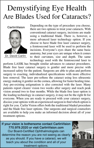 Demystifying Eye Health Life After Cataract Surgery
