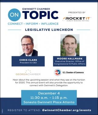 Legislative Luncheon