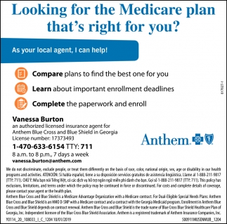 Looking for the Medicare Plan that's Right for you?