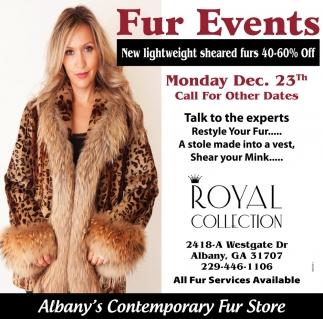 Fur Events