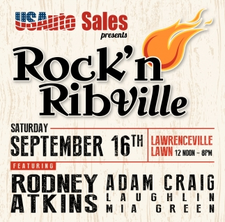 Rock' n Ribville