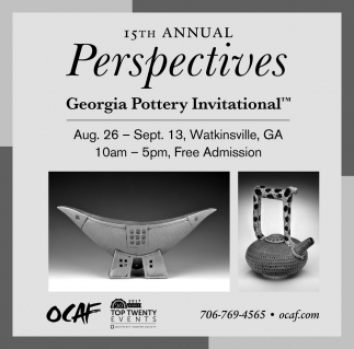 15th Annual Perspectives