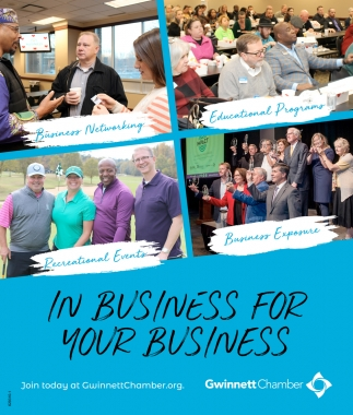 In Business for Your Business