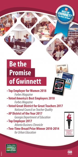 Be the Promise of Gwinnett