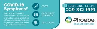 COVID-19 Symptoms?