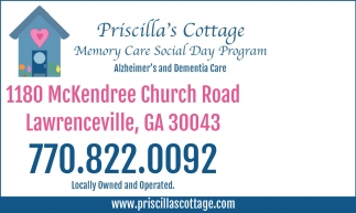 Memory Care Social Day Program