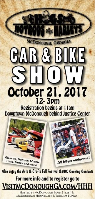 Car & Bike Show
