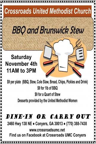 BBQ and Brunswick Stew