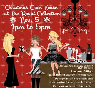 Christmas Open House At Royal Collection