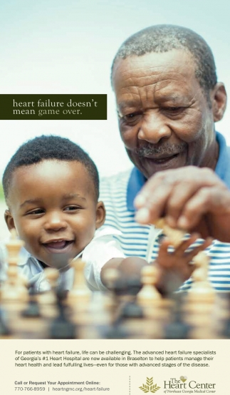 Heart failure doesn't mean game over