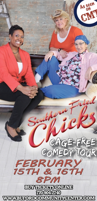 Southern Fried Chicks!